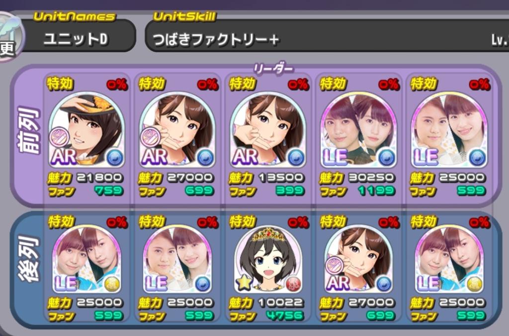 常設リーグ(桜ナイトフィーバー)