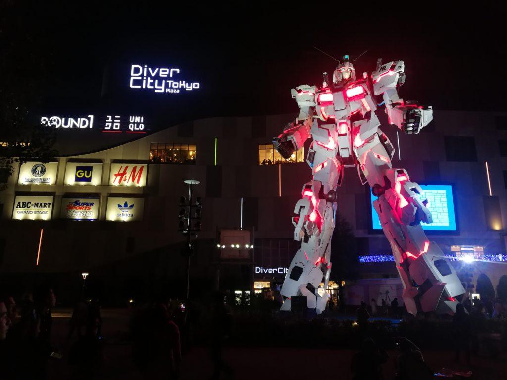 お台場 ダイバーシティ東京 2F フェスティバル広場