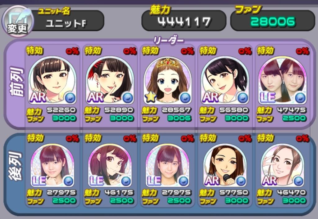 常設リーグ:桜ナイトフィーバー