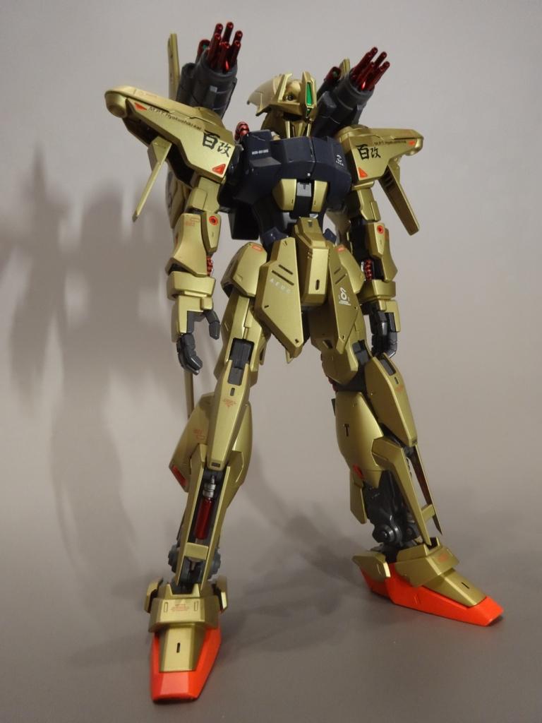 MG 量産型百式改