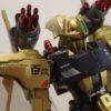 【ガンプラ】MG 量産型百式改を製作してみた【レビュー&金色塗装】