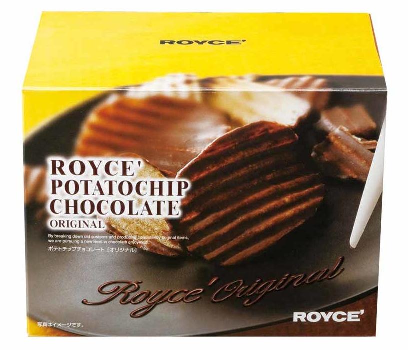 ROYCE'ポテトチップス