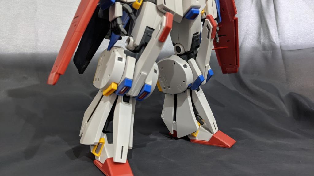 MG ZZガンダム Ver.Ka 制作_06